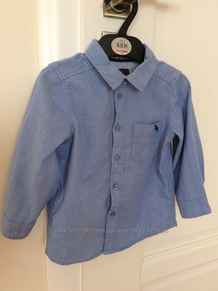 Сорочка H&M для маленького модника