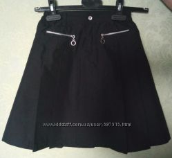 Черная юбка Gymboree,  ПОТ-25-29 см