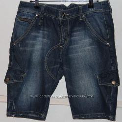 Джинсовые шорты на подростка тм Street Gang, разм. 42