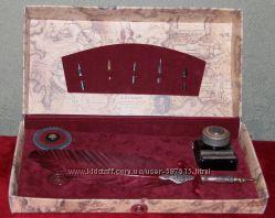 Письменный набор для каллиграфического письма Dallaiti