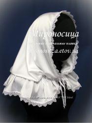 Венчальный платок в Храм