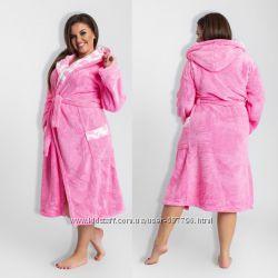 81eff94c4616 Шикарный халат с двойным капюшоном, 850 грн. Халаты женские ...