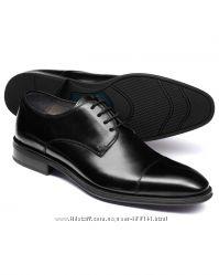 ed6f1028 CHARLES Tyrwhitt Кожаные туфли английского бренда размер 46, 1450 ...