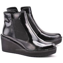 кожаные ботинки Clarks размер 36. 5, 37, 37. 5, 38, 38. 5, 39, 5, 40, 41, 4