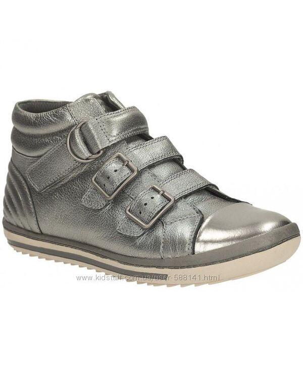 Ботинки кожаные Clarks Epsie Skye размер 30, 31, 32, 33,  33.5
