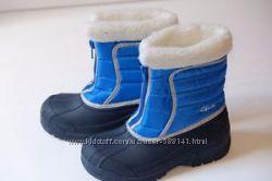 Зимние сапоги Clarks snow cozy размер 24, 25, 26, 28, 29, 30, 32, 34, 37, 3