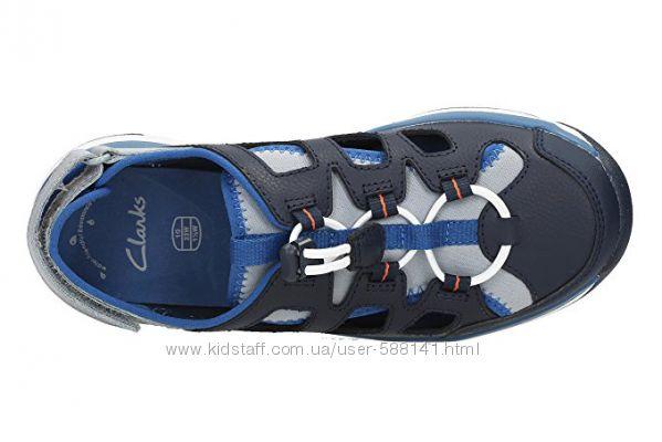 Сандали кожаные Clarks  Tri Magic размер 28, 29, 30, 31, 32, 33, 34,