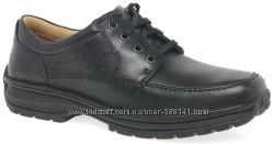 Clarks Sidmouth Mile кожаные туфли размер 41,  41. 5