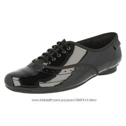 Clarks  Ta No Oxford  кожаные туфли размер 35, 35. 5, 36, 37