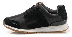 Clarks Meles Street кожаные кроссовки размер 32, 33. 5