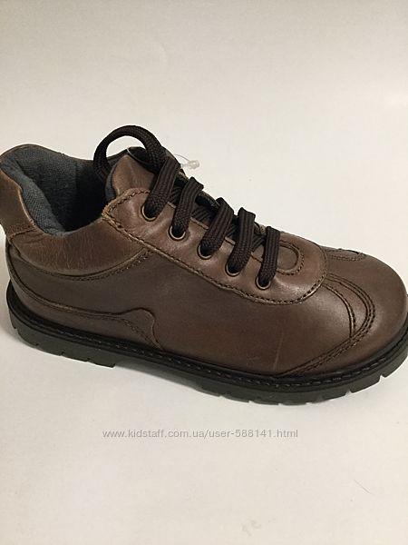Airsoft kids кожаные туфли