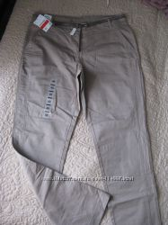 Новые брюки C&A с пояском, р-р 40-ой европ
