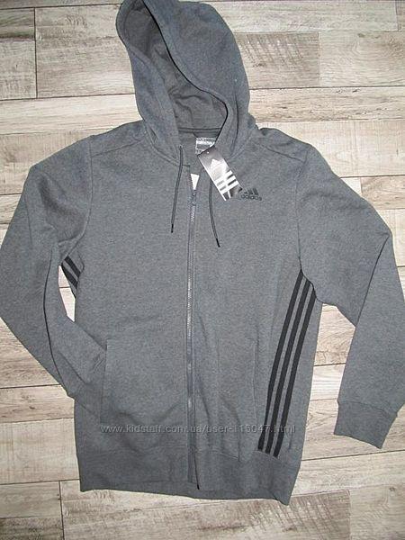 Adidas спортивная кофта p. l 104-109см