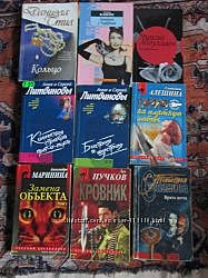 Продам книги А. Марининой в твердом переплете