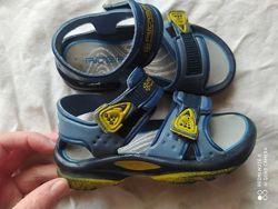 Фирменные резиновые сандалии Rider