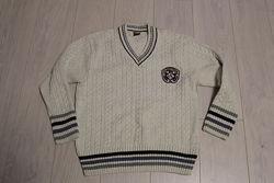 Дуже  теплий  чоловічий  светр р. XL