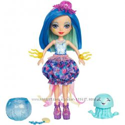 Набор Кукла Энчантималс Медуза Джесса Enchantimals Jessa Jellyfish Dolls