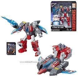 Трансформер Дженерейшенс Возвращение Титанов Бродсайд Transformers Hasbro