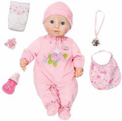 Интерактивная кукла Baby Annabell Настоящая малютка 10 версия Baby Born