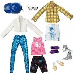 Набор одежды для кукол Создаваемый мир Оригинал Mattel Creatable World