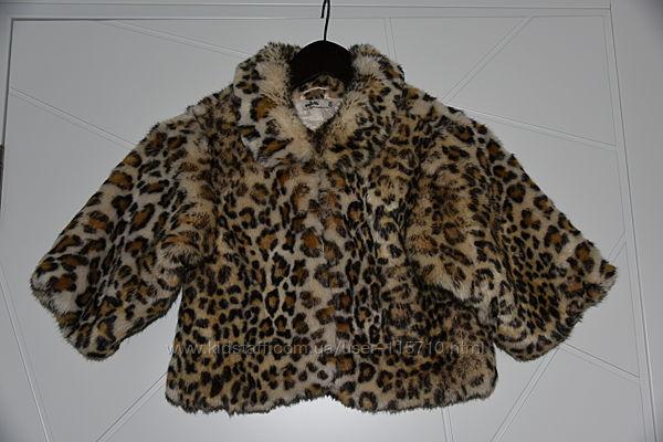Меховая легкая куртка болеро Wojcik
