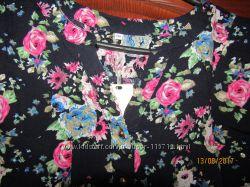 Красивенькая блузочка 52-54р.