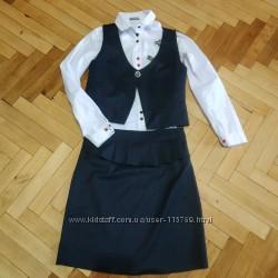 Школьный костюм Cichild, сост. нового, 164