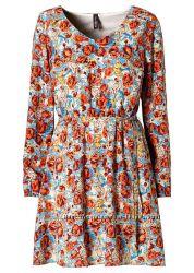 Шифоновое платье RAINBOW