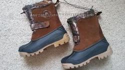 Нові зимові чобітки 20-21 см, уцінка.