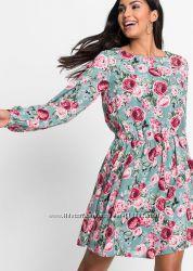 Сукня з трояндами з сайту bonprix. Нова р. 38