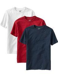 Old Navy  дві НОВІ футболки з набору - біла і темно-синя