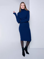 GrandUA - Уолли платье - гольф сапфир р. 46