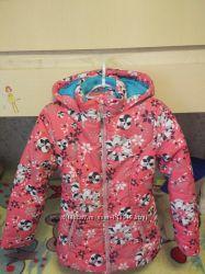 Курточка зима 134р.