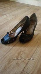 Удобные туфли, босоножки, фирмы Caprice р. 36-36, 5