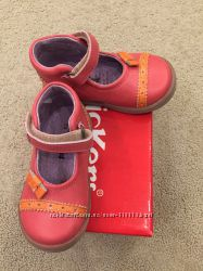 Новые туфельки Kickers 21 размера