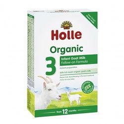 Смесь из козьего молока Holle 3 органическая