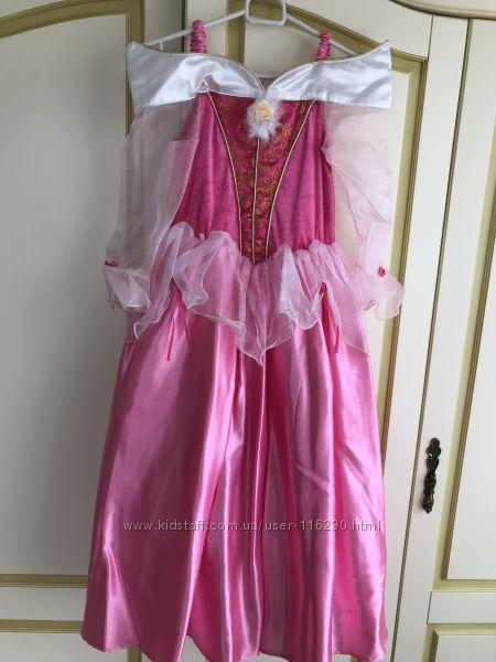 Платье Спящей Красавицы Disney размер 128см