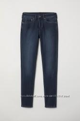 Мужские джинсы скинни h&m р. 31-32