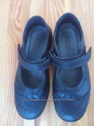 Туфли школьные Ecco  для девочки р. 30