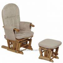 Кресло глайдер для кормящей мамы Tutti Bambini GC35