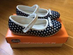 Туфельки 33 размер Chicco