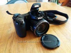 Фотоаппарат цифровой Nikon coolpix L820