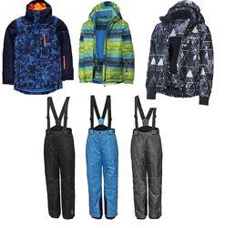 Лыжные штаны термокуртка Crivit Campri 122 128 , 134 , 140, 146 , 152, 158