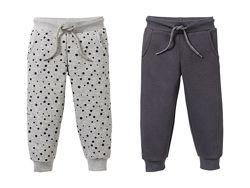 Спортивные штаны Lupilu, Германия 98-104, 110-116 спортивні штани 2 шт