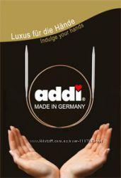 Спицы, крючки Адди Addi , фурнитура, устройства для вязания