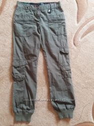 Крутые фирменные штаны Next