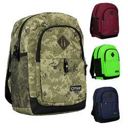 Отличный рюкзак для школи и на каждый день Tiger Art, 34 х 26 х 14 см.