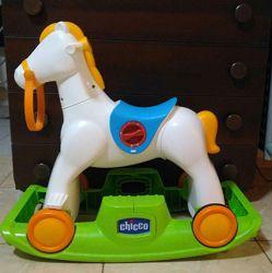 Лошадка качалка Chicco Rodeo