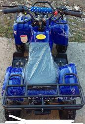 Квадроцикл детский бензиновый Bashan Hummer 49. 3-8 лет. С электро стартеро