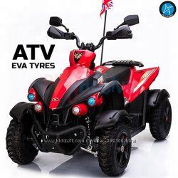 Квадроцикл бензиновый HL-ATV-8016 A. 110 см3. От 7 до 50 лет.